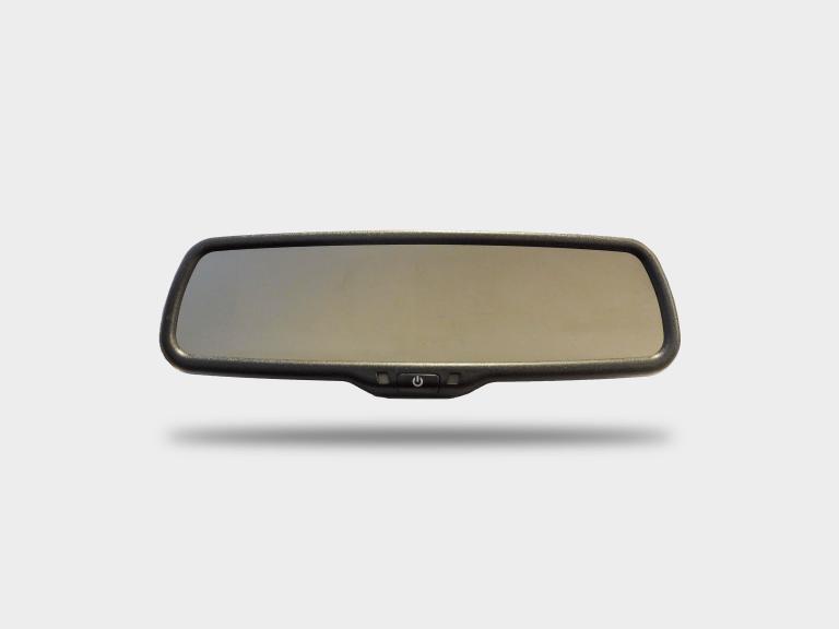 Monitor v spätnom zrkadle
