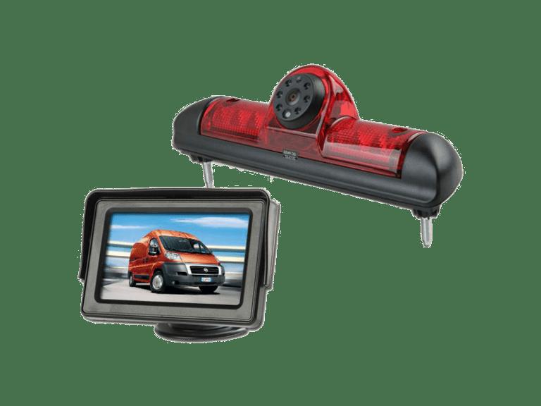 Parkovacie kamery a monitory