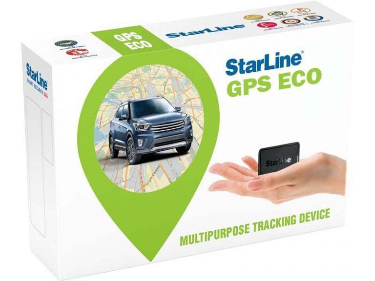 StarLine GPS ECO balenie